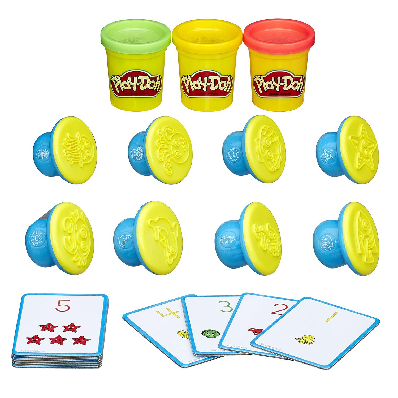 """Купить со скидкой Play-Doh Набор для лепки """"Цифры и числа"""""""