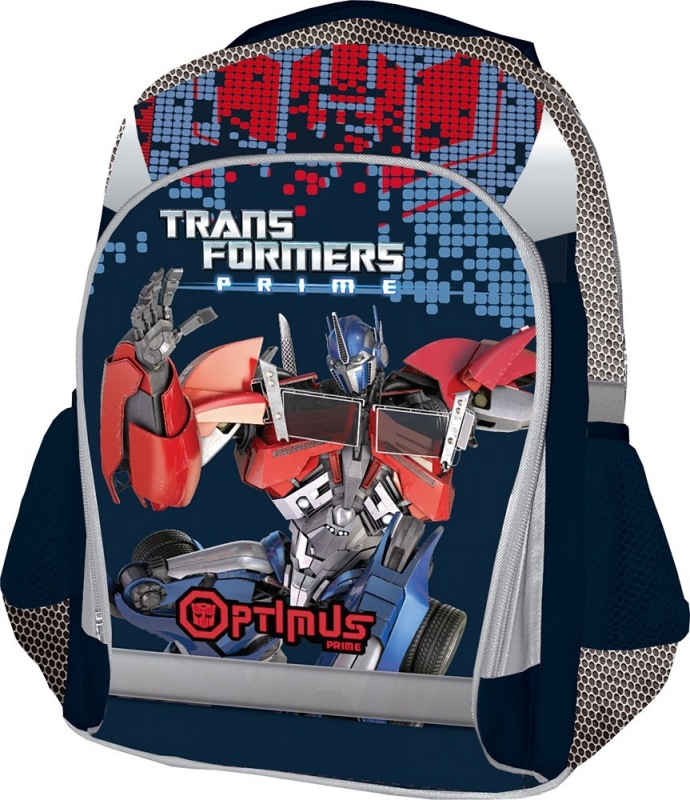 Рюкзак Transformers Prime TRBB-UT1-988MРюкзак с мягкой спинкой Transformers Prime. Спинка с вентилируемой сеткой.<br>
