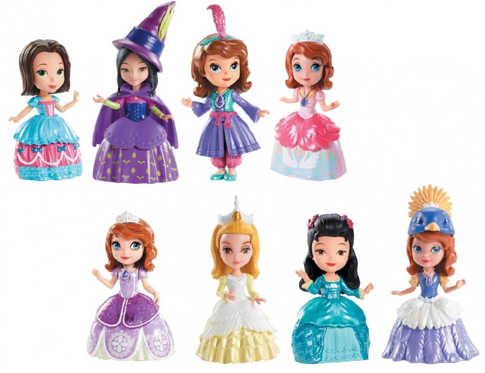Набор Sofia the First Базовые куклы игровой набор sofia the first друзья софии