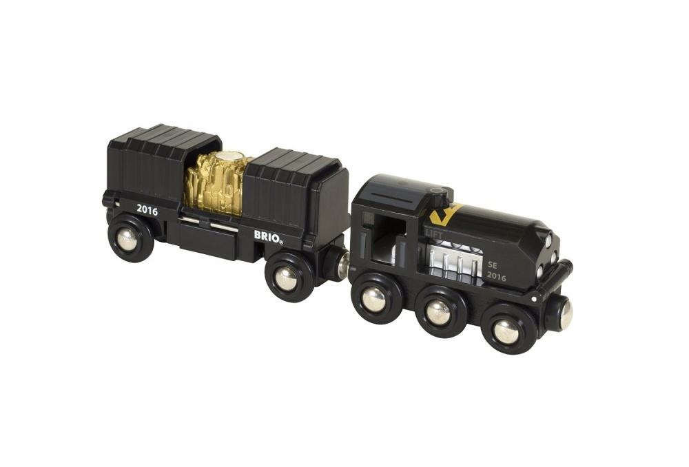 Поезд с золотом Special Edition brio special edition