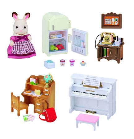Набор 'Мебель для дома Марии' barbie набор для декора дома холодильник с продуктами cfg65 cfg70