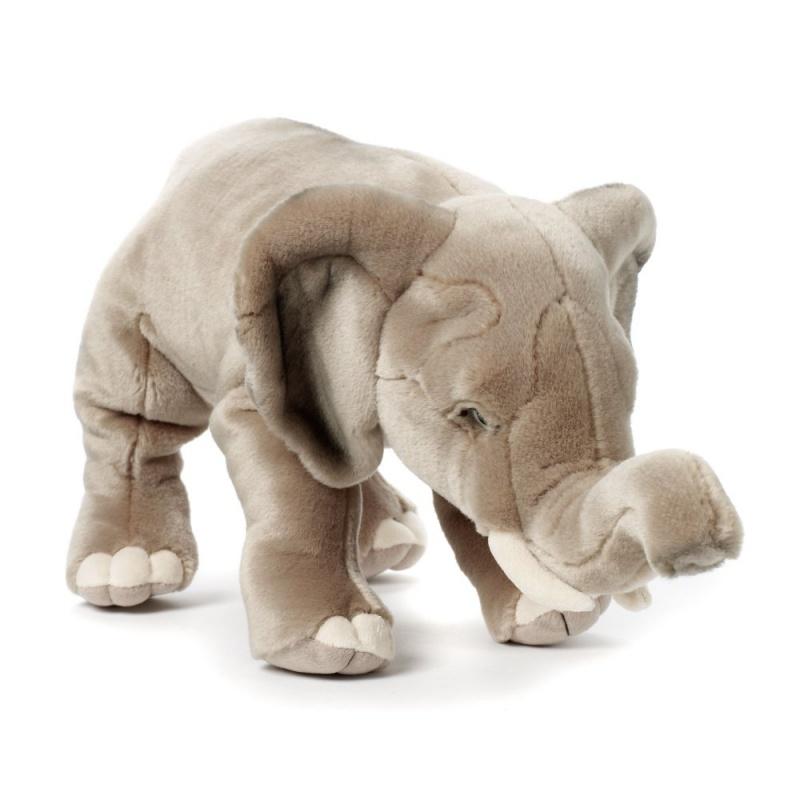 Игрушка плюшевая Hamleys Слон