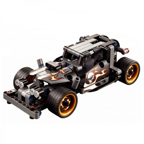 Конструктор Lego Technic 42046 Гоночный автомобиль для побега lego technic конструктор гоночный автомобиль для побега