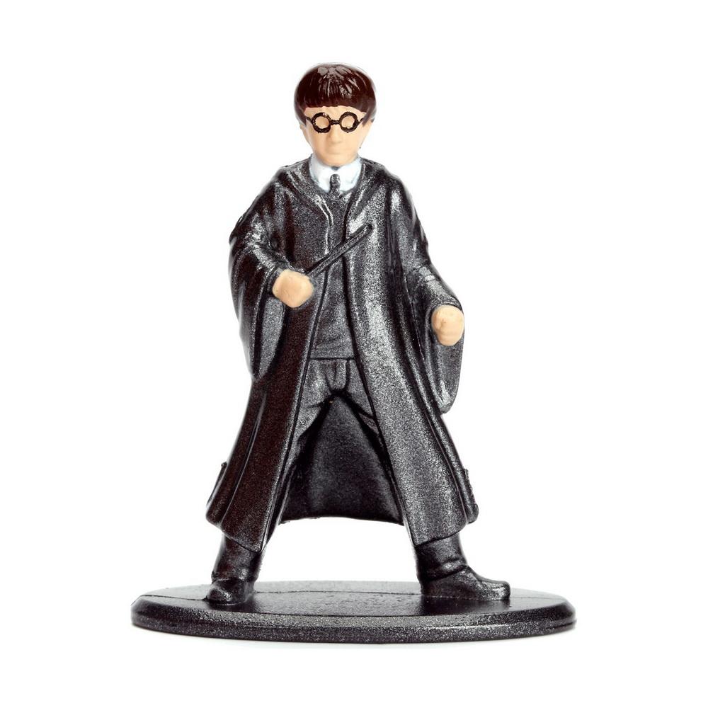 Фигурка металлическая Harry (Год первый) 4 смФигурка металлическая Harry (Гарри Поттер) 4 см по мотивам фильма Гарри Поттер<br>