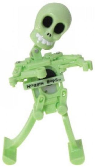 Заводная игрушка Z WindUps Скелет Скулли