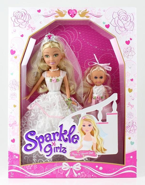 Куклы Brilliance Fair - Невесты кукла funville brilliance fair с волшебной палочкой
