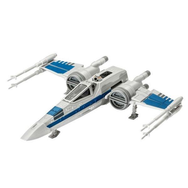 Сборная модель Revell Истребитель Х-Wing игрушка сборная модель revell серия звездные войны истребитель по