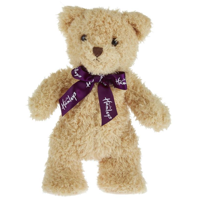 игрушка плюшевая медведь стоячий мишель