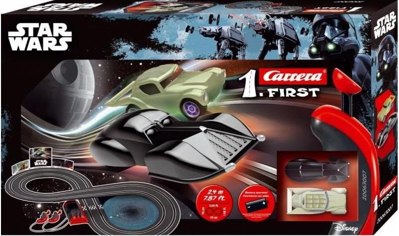 """Купить со скидкой Гоночный трек Carrera """"Звездные Войны"""""""