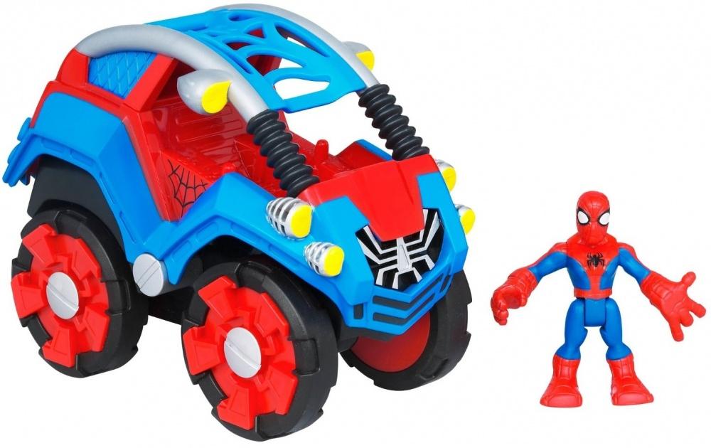 Игрушка Spiderman Багги Человека-паука