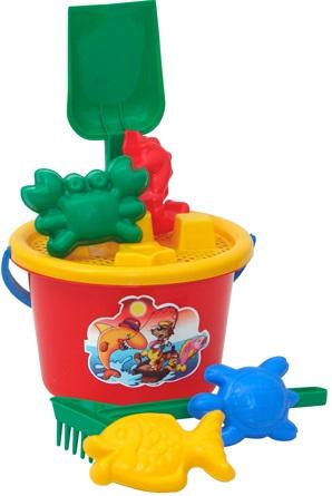 Песочный набор Gbf AvcВсе предметы набора Avc 01/2003 имеют гладкую поверхность, ими приятно и безопасно играть. Игра с песком успокаивает ребенка, позволяет легче пережить негативные эмоции, развивает мелкую моторику.<br>