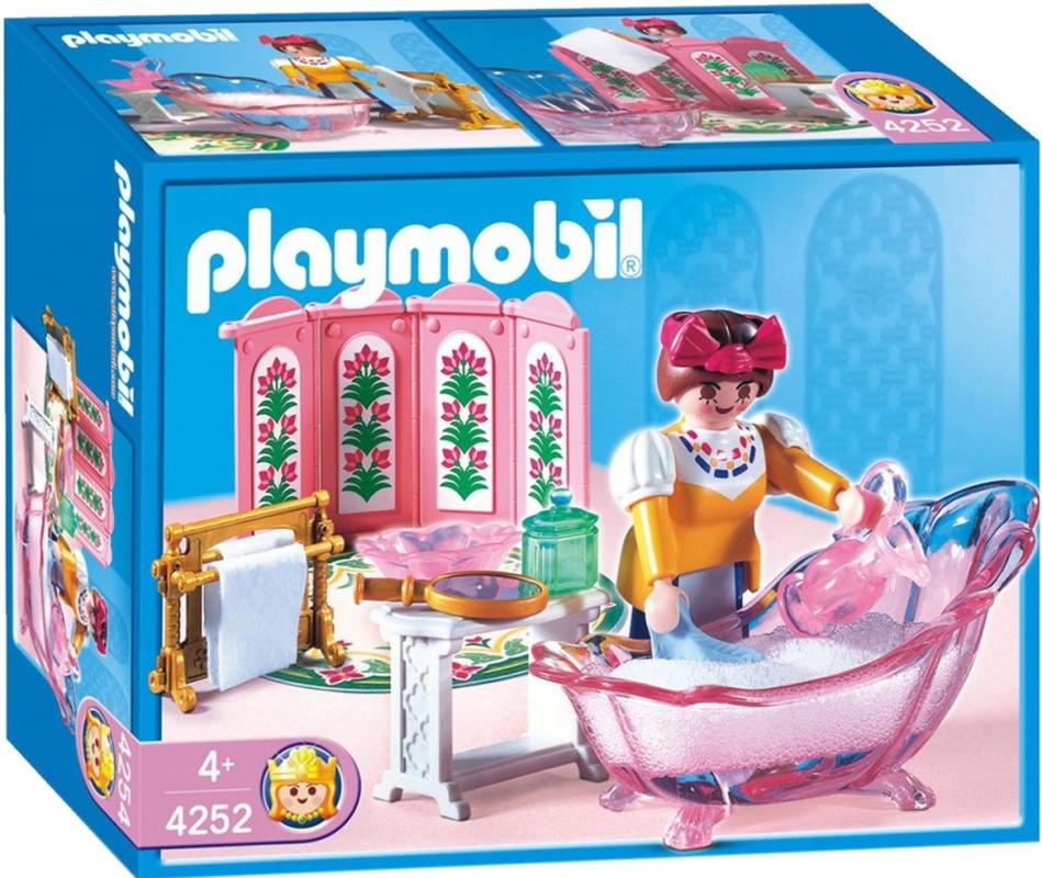 Набор Playmobil Сказочный дворец: Королевская ванная playmobil игровой набор мой большой зоопарк