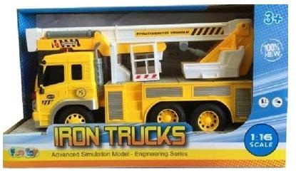 Funtoy Грузовик электромеханическийИгрушка грузовик эвакуатор электромеханический, со звуковыми эффектами. Игрушка эвакуатор грузовик с машинкой, которую он забирает позволит играть ребенку в сюжетно-ролевые игры. Машинка издает реалистичные звуки.<br>