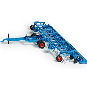 Прицеп - борона 4006874020546Игрушечная модель прицеп-борона для трактора , корпус выполнен из металла, колеса вращаются.<br>