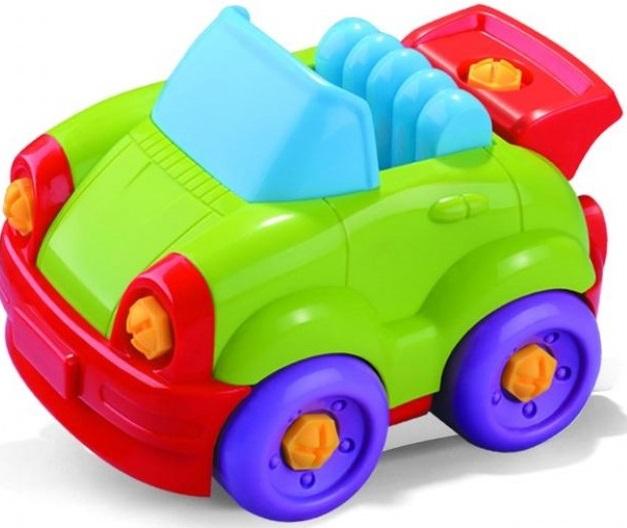Конструктор Bebelot Basic Кабриолет игрушка для активного отдыха bebelot захват beb1106 045