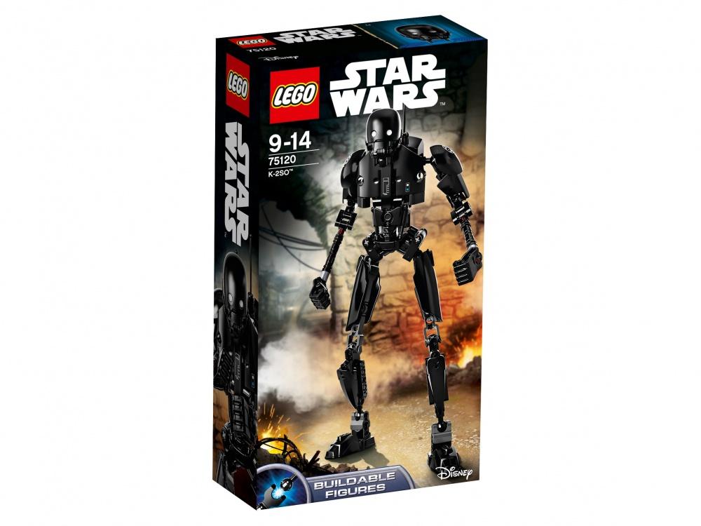 Конструктор Lego Star Wars 75120 K-2SO lego lego star wars 75120 к 2so™