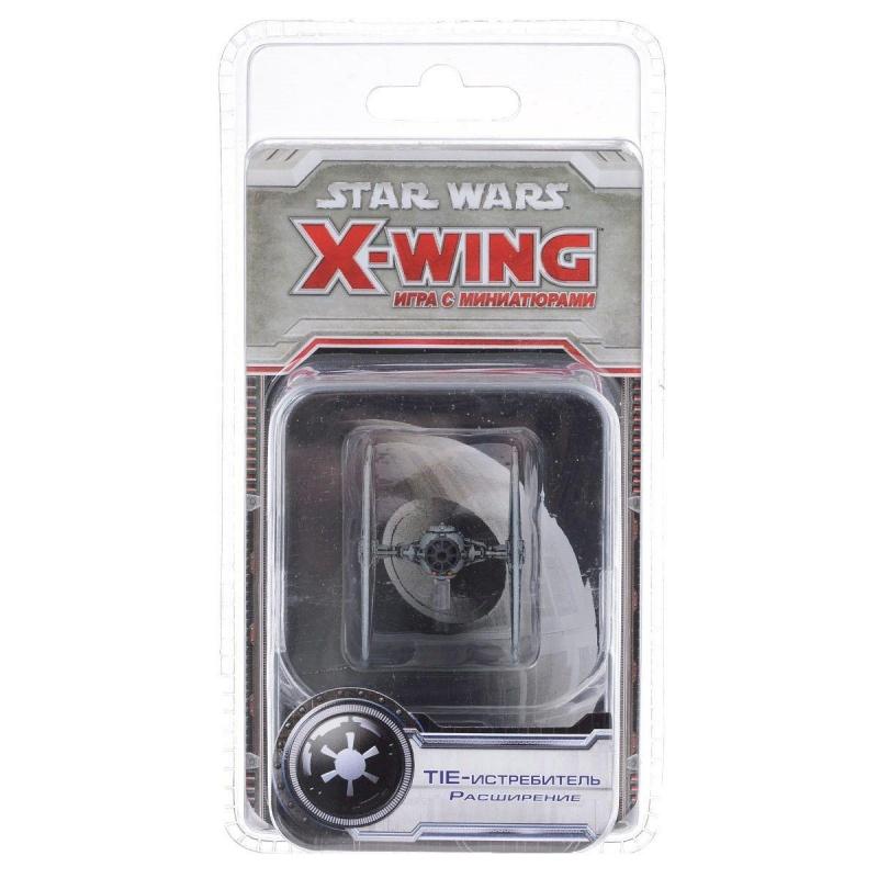 Star Wars: X-wing. Первая волна. Расширение TIE-истребитель