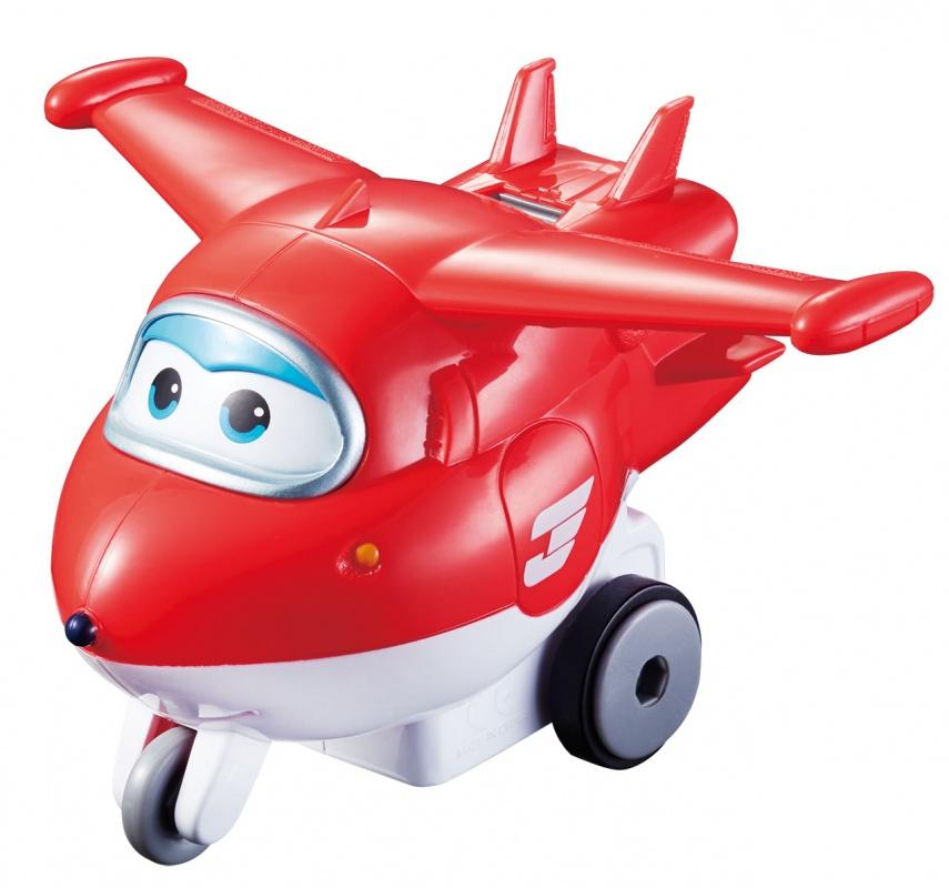 Инерционный самолет Супер крылья - ДжеттИнерционный самолет Джетт из серии Супер крылья от торговой марки Auldey Toys порадует малыша и поможет придумать множество игровых сценок. Самолетик яркого красного цвета изготовлен из пластмассы и дополнен элементами из металла.Игрушка оснащена инерционным двигателем, который позволит привести ее в движение. Чтобы самолетик поехал, его нужно откатить по ровной поверхности назад и отпустить, после чего он поедет вперед самостоятельно. Такой очаровательный самолетик с добрыми глазами понравится ребенку и отлично дополнит детскую коллекцию игрушек.Возраст: от 3 летДля мальчиковЦвет: красный.Материалы: пластик, металл.Размер упаковки: 12 х 11 х 11 см.<br>