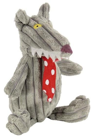 Мягкая игрушка Deglingos Волк BigBos Simply (15 см)игрушка Волк BigBos - SimplyНеобычная и оригнальная мягкая игрушка Волка БигБос из Франции. BigBos The Wolf это часть коллекции мягких необычных игрушек The Deglingos Original, сшитых из 48 видов различных тканей. Волк завоевывает симпатию своим необычным и экстравагантным видом. Мягкая игрушка Волк BigBos станет отличным другом и подарком.<br>