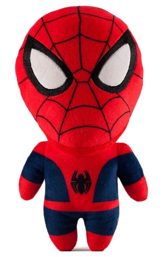 Мягкая игрушка Marvel Phunnys Spider-Man 20 смMarvel Phunnys - это новый взгляд на знаменитых героев комиксов и фильмов. Самые популярные персонажи Marvel предстали в облике мягких игрушек!<br>