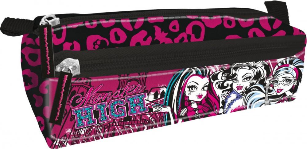 Пенал Monster High MHBB-RT2-4299 детское время коробка для хранения monster high 7л