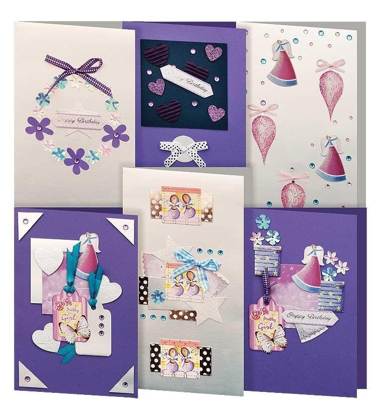 Набор для создания 6-ти открыток ПровансНабор для создания открыток Белоснежка Прованс позволит вам и вашему ребенку создать 3 оригинальных открытки из картона в стиле 3D скрапбукинг. Набор включает в себя все необходимое для работы: 6 заготовок для открыток, 6 конвертов, клеевые подушечки, декоративные элементы (вырубка из бумаги, ленты, паетки, стразы, полубусины), бумагу для скрапбукинга и подробную инструкцию на русском языке. Красивые элементы помогут сделать открытки более яркими и разнообразными.Скрапбукинг - это хобби, которое способно приносить массу приятных эмоций не только человеку, который этим занимается, но и его близким, друзьям, родным. Это невероятно увлекательное занятие, которое поможет вам сохранить наиболее памятные и яркие моменты вашей жизни, а также интересно оформить интерьер дома.Размер открытки: 11,5 см х 17 см.<br>