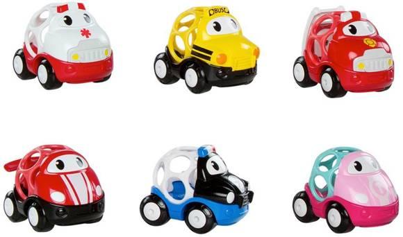 Гоночная машинка Только вперед!, розоваяВперёд за весельем! Мягкий гибкий пластик приятен на ощупь, не поранит малышаСовместима с другими игрушками Oball серии Только вперёд!Подходит для малышей в возрасте от 18 месяцев Дополнительные характеристики Не содержит вредных веществ Размеры продукта: 6.6 см x 9.14 см x 7.11см<br>