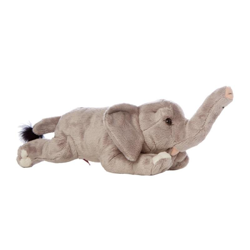 Игрушка мягконабивная Hamleys Слон оежачий 20см