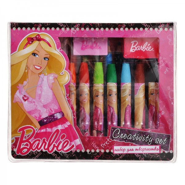 Набор  Barbie подарочный barbie basics с рук