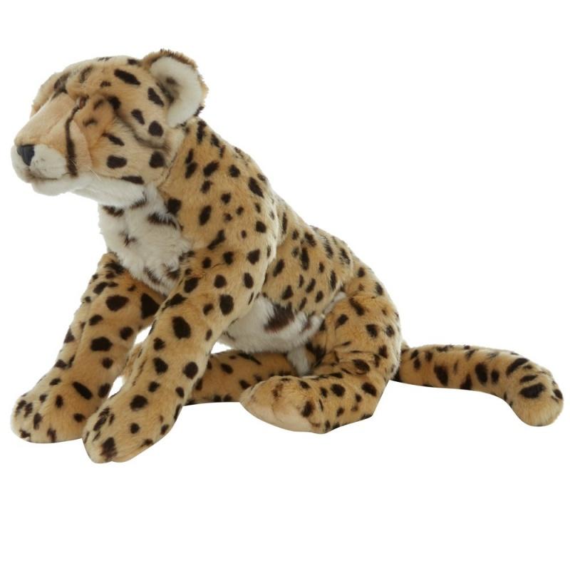 Игрушка плюшевая Hamleys Леопард Чита 42 см.