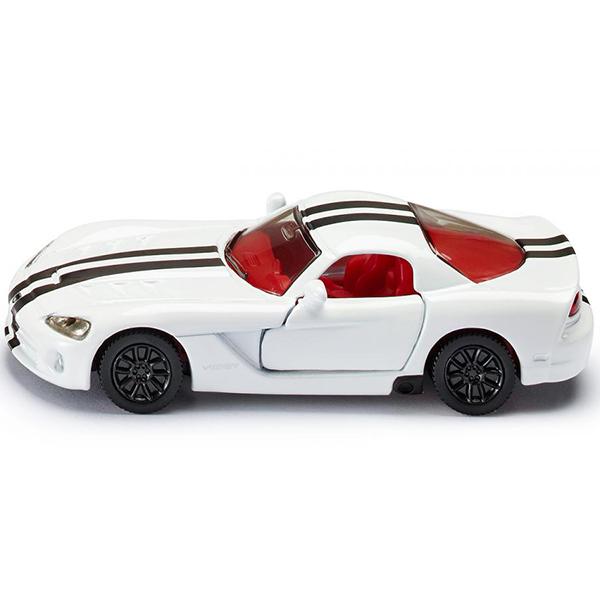 Спорткар Dodge Viper 1434 SIKU модель автомобиля 1 24 motormax dodge viper srt10 racing 2003