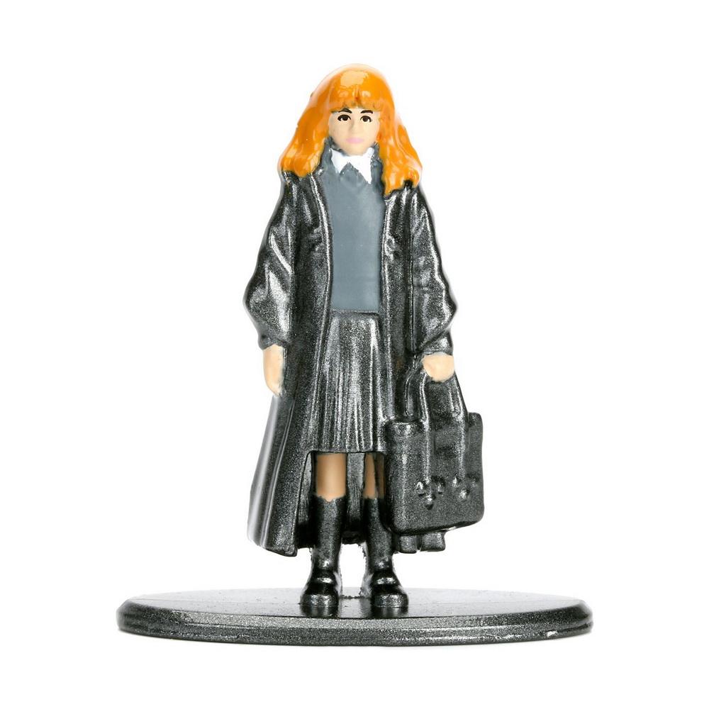 Фигурка металлическая Hermione (Год первый) 4 смФигурка металлическая Hermione (Гермиона) 4 см по мотивам фильма Гарри Поттер<br>