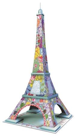 3D Пазл 'Тула Мун - Эйфелева башня', 216 шт ravensburger тула мун эйфелева башня 12567