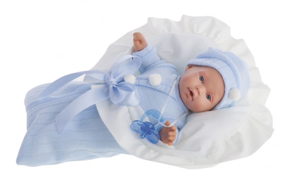 цена  Кукла Ланита в голубом., плач., 27 см  онлайн в 2017 году