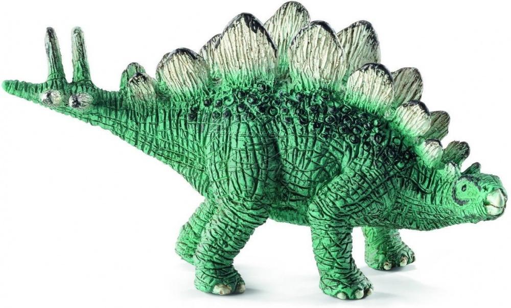 Стегозавр, миниФигурка Стегозавр (мини) - это маленькая копия рептилии, которая жила на Земле миллионы лет назад. Игрушка предназначена для развития кругозора ребенка, ситуационных игр, поможет малышу познавать мир и задавать вопросы о его обитателях.Характеристики игрушки СтегозаврМодель изготовлена из качественного пластика, не имеющего в своем составе токсичных поливинилхлоридных соединений. Этот материал абсолютно безопасен для малыша. Все детали и части игрушки изготовлены в строгом соответствии с ГОСТом, не имеют острых краев и не нанесут травмы малышу. Модель предназначена для девочек и мальчиков от 3 лет.Где купить игрушку Стегозавр недорого?В нашем интернет-магазине вы можете купить игрушку Стегозавр мини по самой привлекательной цене. Также существует возможность сделать заказ с доставкой по указанному адресу.<br>