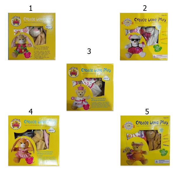 Набор для творчества Шьем игрушку сами набор для творчества пэчворк без иголки в ассортименте