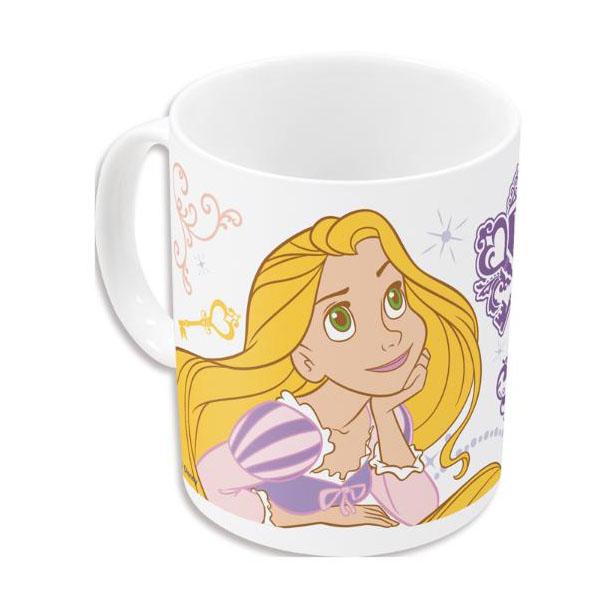 Купить Кружка керамическая в подарочной упаковке Princess Rapunzel 325 мл