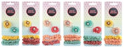 Набор аксессуаров для волос Daisy Design Caramel Sweety daisy design аксессуар для волос caramel стразы