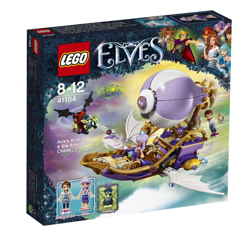 """Купить со скидкой Конструктор Lego Elves """"Погоня за амулетом"""""""