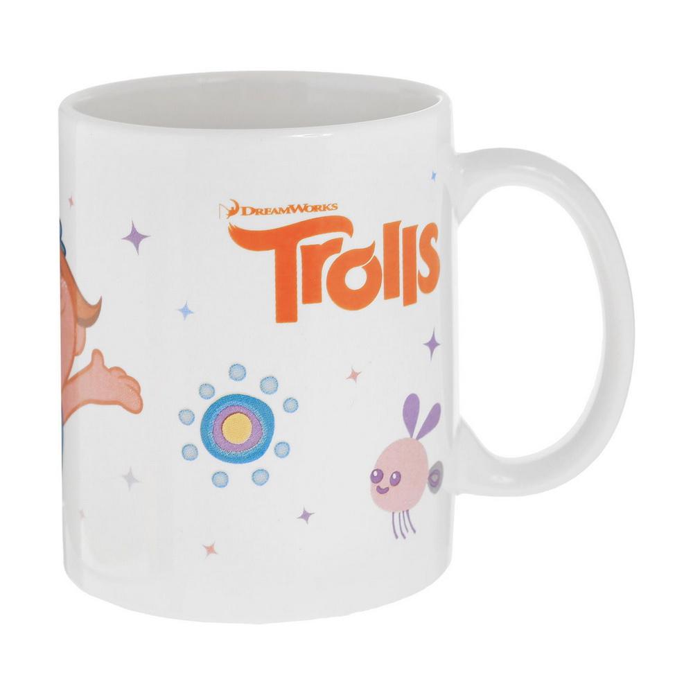 Купить Кружка керамическая в подарочной упаковке Trolls 325 мл