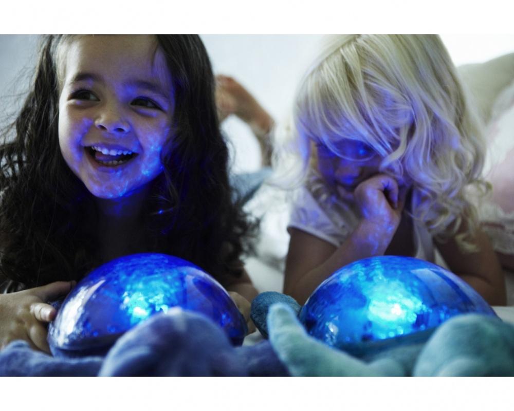 Морская ЧерепашкаУютный ночной светильник для комнаты малыша в виде черепашки обеспечит комнату достаточным светом на всю ночь<br>