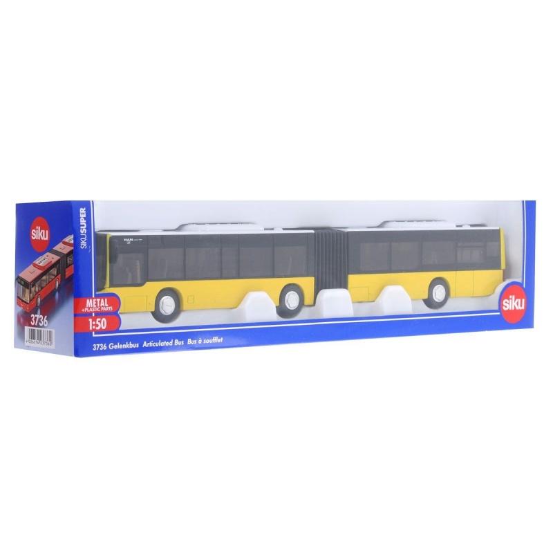 Автобус-гармошка, красныйМоделька Автобус-гармошка.  Корпус выполнен из металла, остекление модели - пластик. Колеса крутятся, можно катать<br>