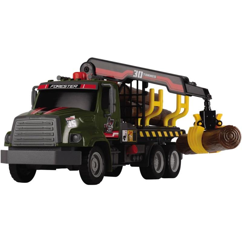 Грузовик с манипулятором AirPump - Лесовоз Forester б у грузовик с манипулятором в кра