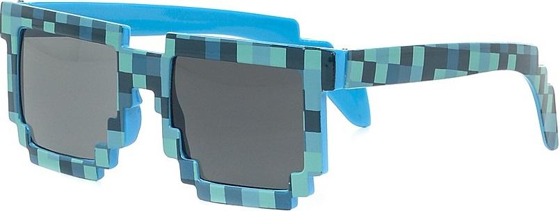 Солнцезащитные Очки Toypost 81074Наикрутейшие солнечные пиксельные очки! Линзы выполнены из солнезащитного пластика.<br>