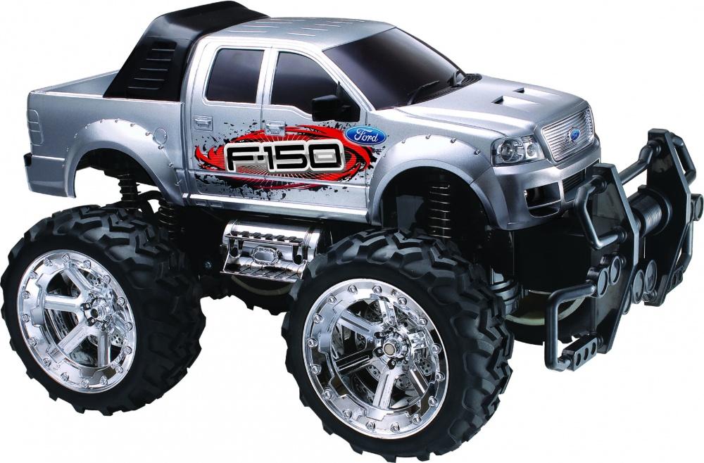 Машинка р/у FORD F-150 1:8 (з/у +акк)Мягкая и уютная игрушка Машинка р/у FORD F-150 1:8 (з/у +акк) от бренда Eztec станет прекрасным, запоминающимся подарком не только для ребенка но и для любого взрослого<br>