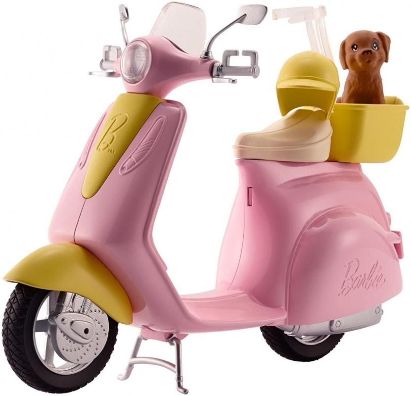 Игрушка Барби - Мопед куплю мопед рига в челябинске