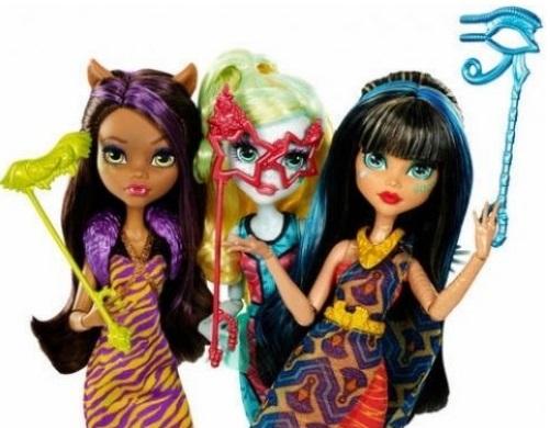 Monster High Базовые куклы из серии Буникальные танцыВ Школе Монстров важное событие-вечеринка в честь новых учеников. Ну, а старожилы должны показаться во всей красе.Куклы в ассортименте,цена указана за одну куклу.<br>