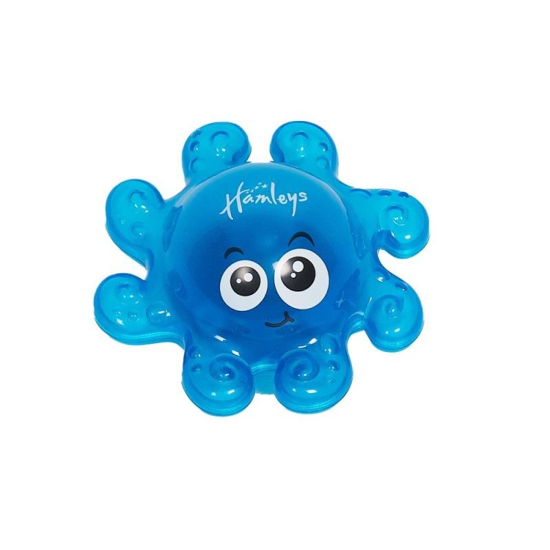 Игрушка для ванной Светящийся ОсьминогЭтот чудесный, магический синий осьминог идеально подходит для купания и принесет вашим детям много радости и веселья.<br>