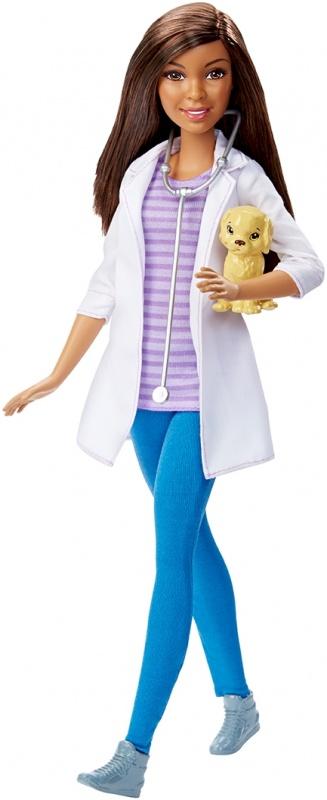 BARBIE® Куклы из серии Профессии в ассортименте barbie профессии пожарный