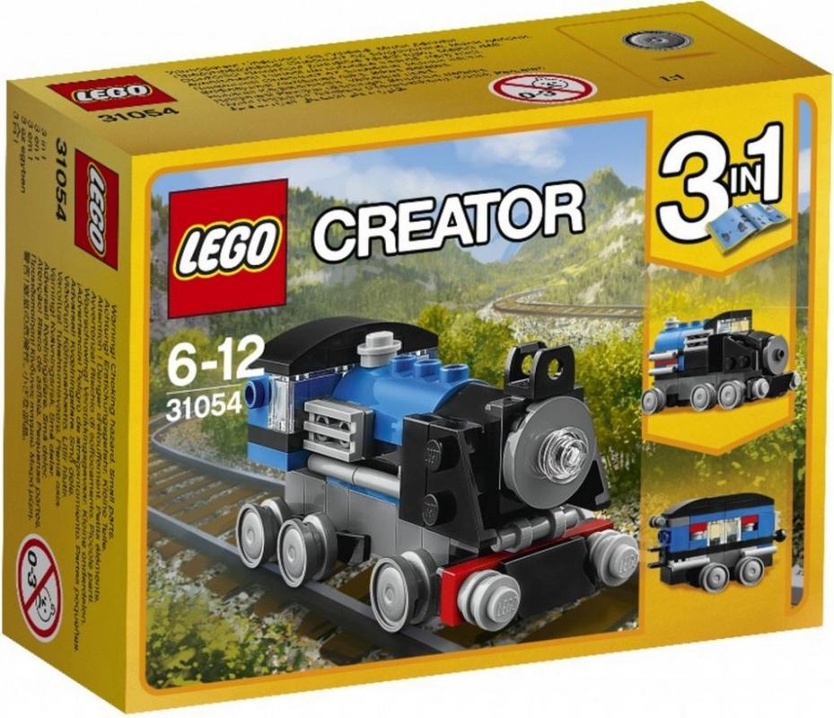 Конструктор Lego Creator 31054 Голубой экспресс кофр quadrax передний с фарами